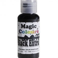 Краситель гелевый Черный  Magic Colours 32г