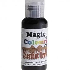Краситель гелевый Каштановый  Magic Colours 32г