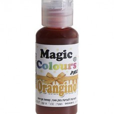 Краситель гелевый Оранжевый  Magic Colours 32г