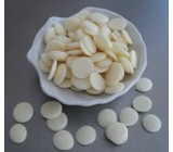 Глазурь Карибе диски белые, 1 кг