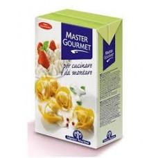 Сливки кулинарные Мастер Гурме 26%, 1 л