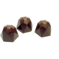 Шоколад черный Ариба Темные диаманты 72%, 1кг.